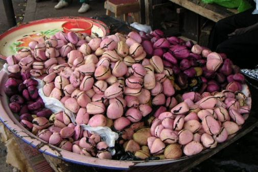 kola-nuts
